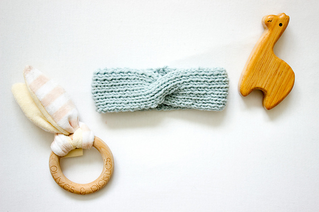 Scout Baby Headband