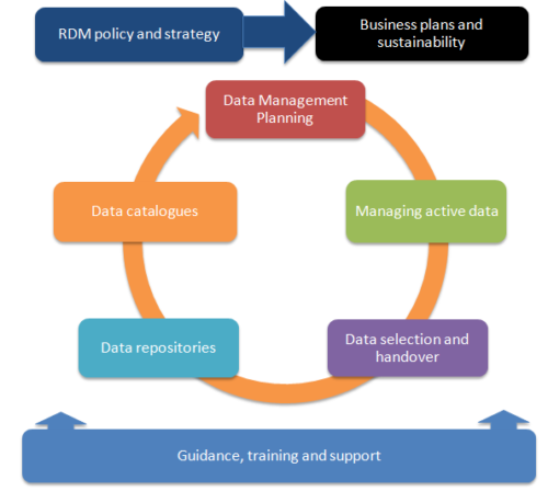 How to develop RDM services guide